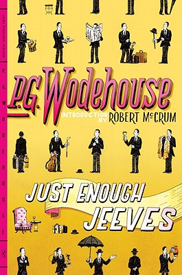Just Enough Jeeves Cover
