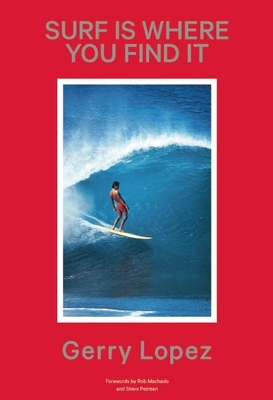 Surf Is Where You Find It Cover Image