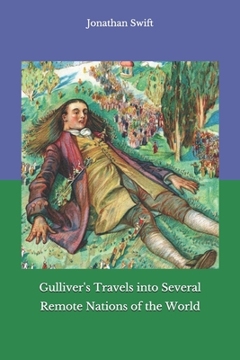 Gulliver's Travels into Several Remote Nations of the World Cover Image