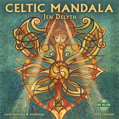 Celtic Mandala 2021 Wall Calendar: Earth Mysteries & Mythology Cover Image