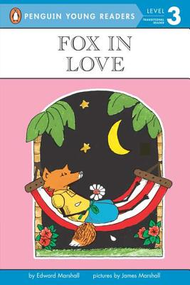 Fox in Love (Penguin Young Readers, Level 3) Cover Image