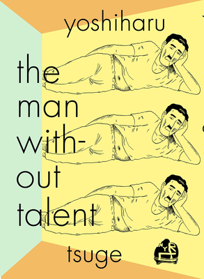 The Man Without Talent Cover Image