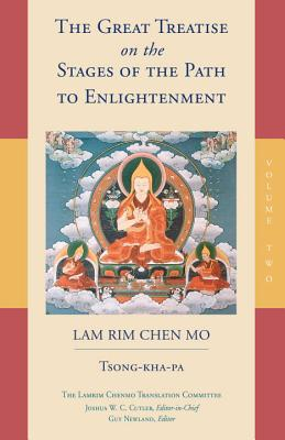 The Great Treatise on the Stages of the Path to Enlightenment (Volume 2) (The Great Treatise on the Stages of the Path, the Lamrim Chenmo #2) Cover Image
