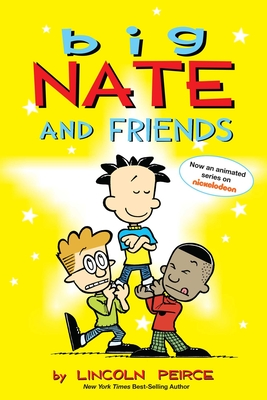 Big Nate and Friends Cover