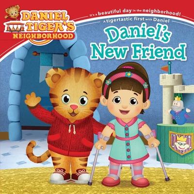 Daniel's New Friend (Daniel Tiger's Neighborhood) Cover Image