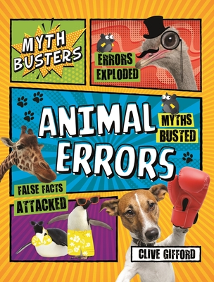 Mythbusters: Animal Errors (Think Again!) Cover Image