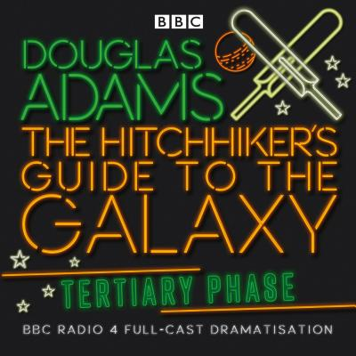 The Hitchhiker's Guide to the Galaxy: Tertiary Phase Cover Image