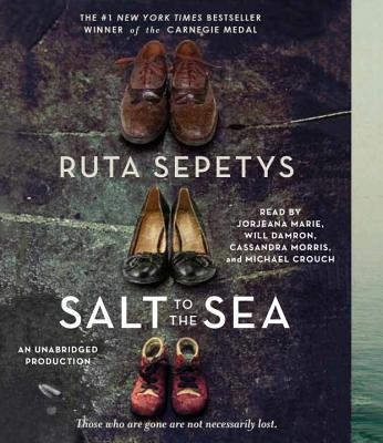 Salt to the Sea Cover Image