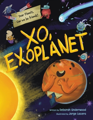 Cover for XO, Exoplanet