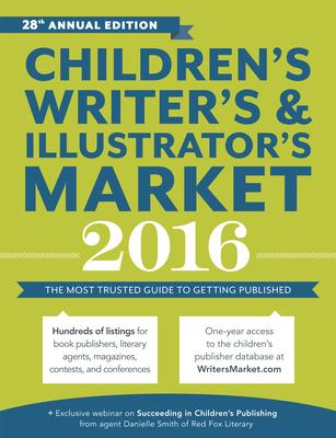 Children's Writer's & Illustrator's Market Cover