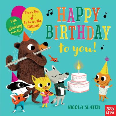 Happy Birthday to You: A Musical Instrument Song Book (A Musical Instrument Sound Book) Cover Image