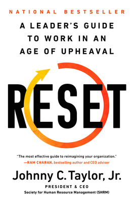 Reset: A Leader's Guide to Work in an Age of Upheaval Cover Image
