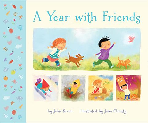 A Year with Friends Cover Image
