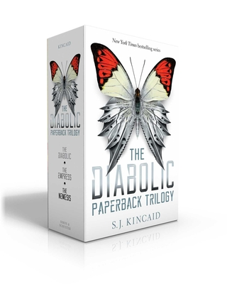 The Diabolic Paperback Trilogy: The Diabolic; The Empress; The Nemesis Cover Image