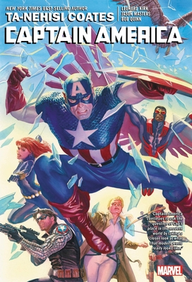 Captain America by Ta-Nehisi Coates Vol. 2 Cover Image