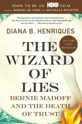 The Wizard of Lies Cover