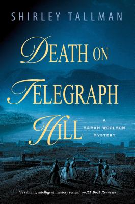Death on Telegraph Hill Cover
