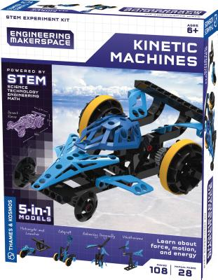 Kinetic Machines Cover Image
