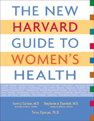 The New Harvard Guide to Women's Health Cover