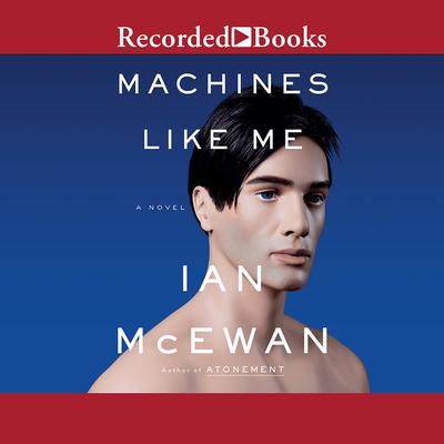 Machines Like Me Cover Image