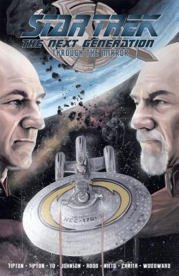 Star Trek: The Next Generation: Through The Mirror (Star Trek The Next Generation) Cover Image