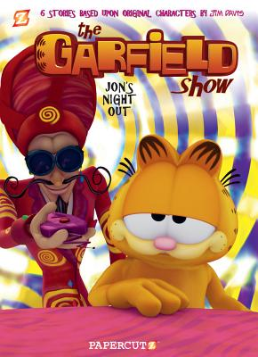 The Garfield Show #2: Jon's Night Out Cover Image