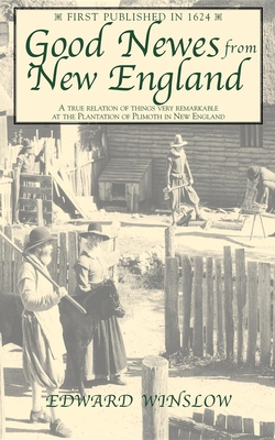 Good Newes from New England Cover Image