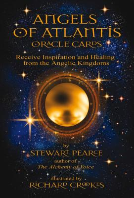 Angels of Atlantis Oracle Cards: Receive Inspiration and Healing from the Angelic Kingdoms Cover Image