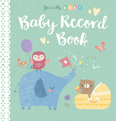 You're My Baby, Baby Record Book Cover Image