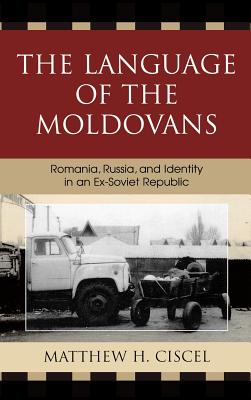 Cover for The Language of the Moldovans