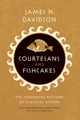 Courtesans & Fishcakes Cover