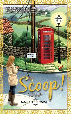 Cover for Scoop!