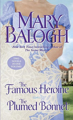 The Famous Heroine/The Plumed Bonnet Cover