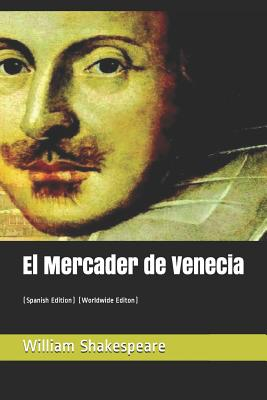 El Mercader de Venecia: (spanish Edition) (Worldwide Editon) Cover Image