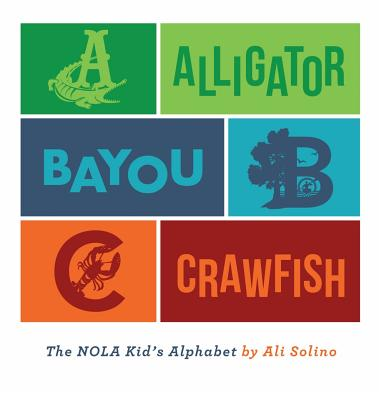 Alligator, Bayou, Crawfish Cover Image