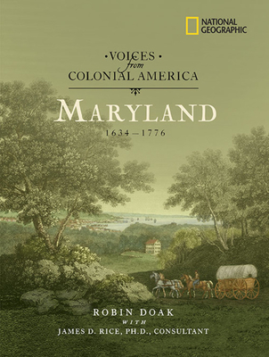Maryland 1634-1776 Cover Image