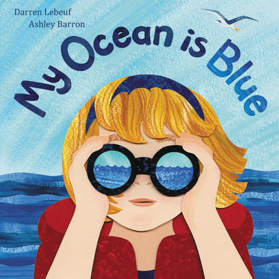 My Ocean Is Blue Cover Image