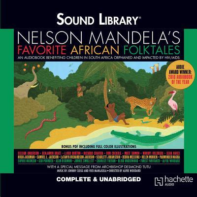 Nelson Mandela's Favorite African Folktales Lib/E Cover Image