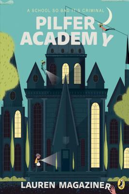 Pilfer Academy Cover