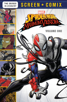 Spider-Man: Maximum Venom: Volume 1 (Marvel Spider-Man) (Screen Comix) Cover Image