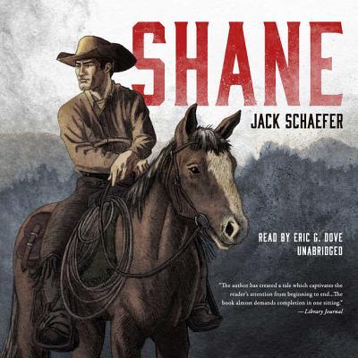 Shane Cover Image
