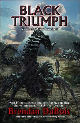 Black Triumph (Dark Victory #3) Cover Image