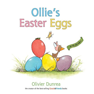 Ollie's Easter Eggs [With Sticker(s)] Cover