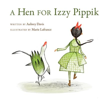 A Hen for Izzy Pippik Cover