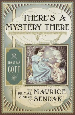 Cover for There's a Mystery There
