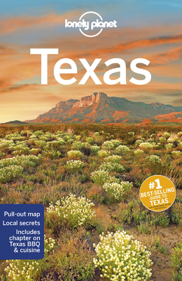 Lonely Planet Texas 5 (Regional Guide) Cover Image