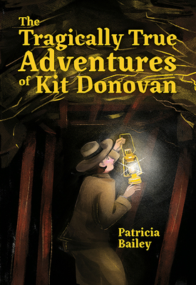 The Tragically True Adventures of Kit Donovan Cover
