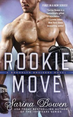 Rookie Move (A Brooklyn Bruisers Novel #1) Cover Image