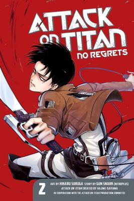 Attack on Titan: No Regrets 2 cover image