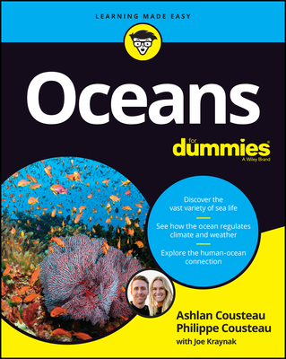 Oceans for Dummies Cover Image